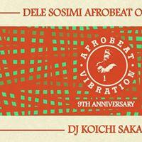 Night Thing  Afrobeat Vibration Dele Sosimi Afrobeat Orchestra