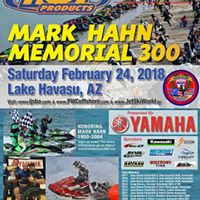 PWCOFFSHORE.COMs Promotional Page for the 2018 Mark Hahn Race