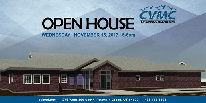 fountain green medical clinic open house nephi