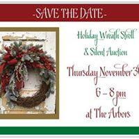 Wreath Stroll &amp Silent Auction