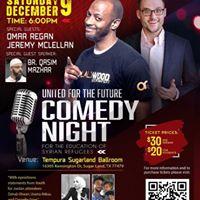 United for the Future Comedy Night