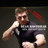 Dean Rostohar szeminrium Veszprm