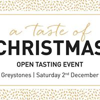 A Taste of Christmas at DF Greystones