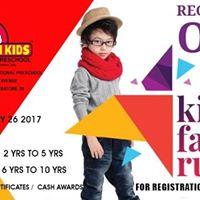 Rising Star 2018 -Kids Fashion Show