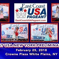 East Coast USA New York Preliminary Pageant