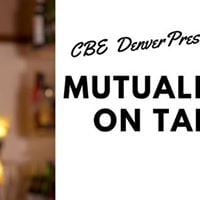 Mutuality On Tap - featuring Dr. Rick Hess and Professor Elodie