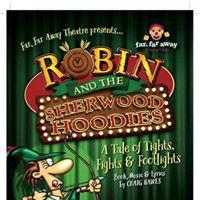 Robin &amp the Sherwood Hoodies