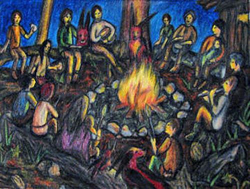 Beltane Fire and Drumtastic