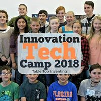 Innovation Tech Camp 2018 - Apple Valley CA