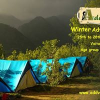 Winter Adventure Camp Add-venture India