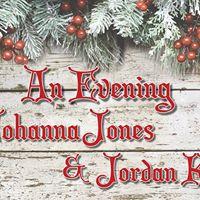 An Evening with Johanna Jones &amp Jordan Kamalu