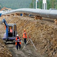 Worlds biggest pipeline to be built