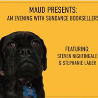 Maud Presents An Evening with Sundance Booksellers