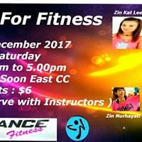 Lets party for fitness