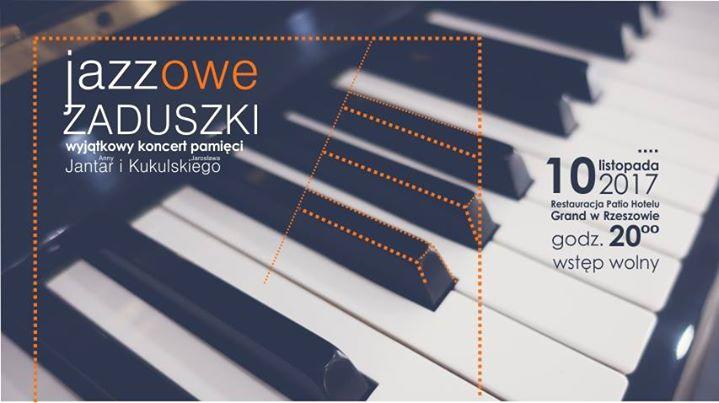 Jazzowe Zaduszki Akademickiego LO w Rzeszowie
