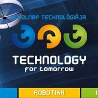 Technology for tomorrow - A holnap technolgija 2018