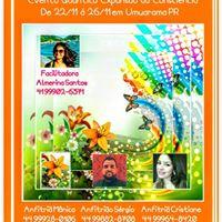 Evento Quntico Expanso da Conscincia em Umuarama PR