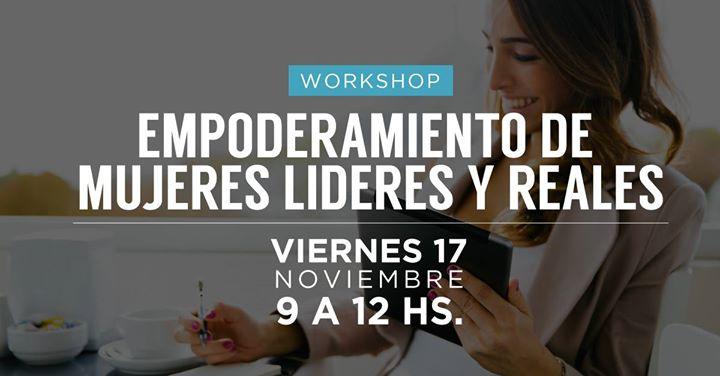Workshop Autoestima y liderazgo