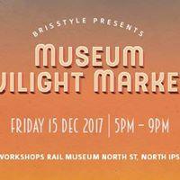 Museum Twilight Markets 151217