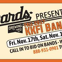 KKFI Fall Band Auction - Presented by Stockyards Brewing Co.