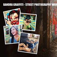 Bandra Graffiti Street Photography Workshop - December 2017