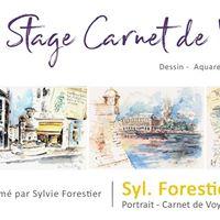 Stage Carnet de Voyage