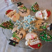 Holiday Cookie Decorating with Chef Greg Connally