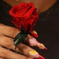 3D acrylic nail art workshop