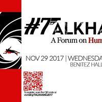 TalkHang Human Rights Forum