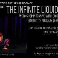 The Infinite liquid fusion  Brigette Breternitz Workshop