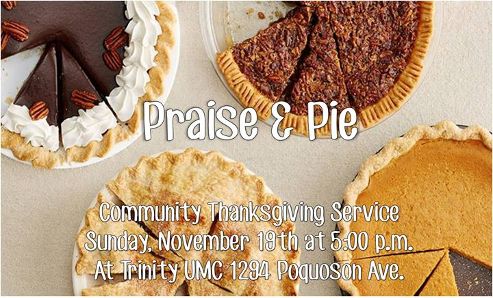 Praise & Pie