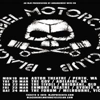 Black Rebel Motorcycle Club at The Tivoli