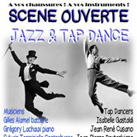 Concert et Scne ouverte Jazz and Tap Dance