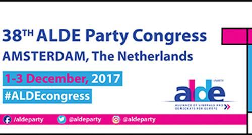 ALDE Congres 2017