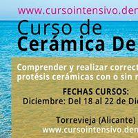 Curso de Cermica Dental Diciembre en Torrevieja (Alicante)