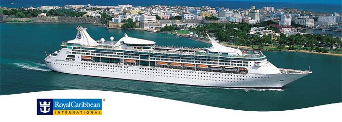 ROYAL Caribbean Grandeur Of The Seas 5 Nights Bermuda