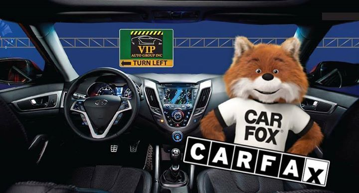 Vip Auto Group >> Carfax Authorized Dealer Saturday Sales Event Vip Auto