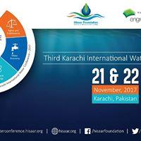 3rd Karachi International Water Conference - Future of Water