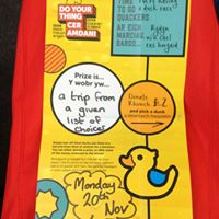Children in Need Duck Race - please bring 2