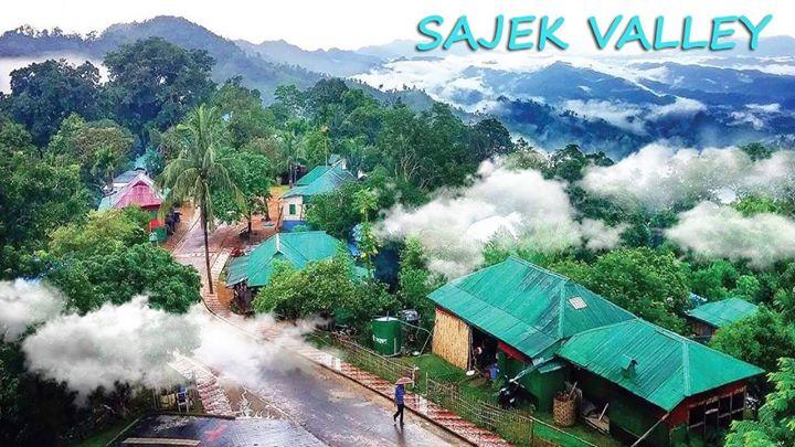Sajek Valley Tour December 2017