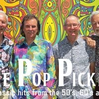 The Pop Pickers New Years Eve Party at the RNA Club Gosport