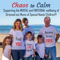 Chaos to Calm Workshop