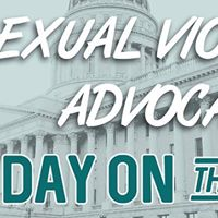 2018 Sexual Violence Advocacy Day on the Hill