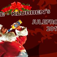 DE-klubbens Julefrokost