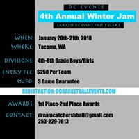 4th Annual Puyallup Winter Jam