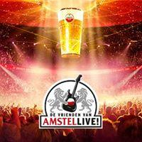 De Vrienden van Amstel LIVE op maandag 22 januari 2018