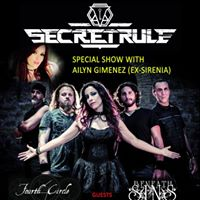 Secret Rule with Ailyn Special Show  guests