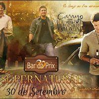 Bar da Prix - Supernatural