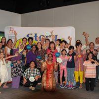 25 Nov ALL DAY Tampines Library - 398.2 Storytelling Festival