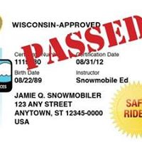 Combined SnowmobileATV Safety Course